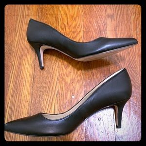NWOT Ann Taylor Eryn2 leather pumps size 7